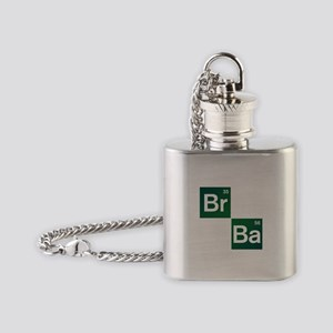 'Breaking Bad' Flask Necklace