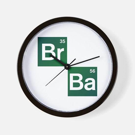 'Breaking Bad' Wall Clock