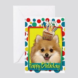 Pomeranian Birthday Gifts Cafepress