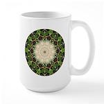 Mandel Kaleidoscope Large Mug