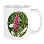 Douglas Spiraea and Daisy Mug