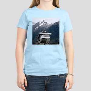 Cruise Alaska Women's Light T-Shirt