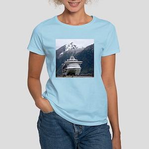 Cruise Alaska Women's Light T-Shirt