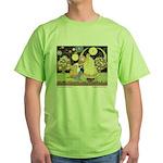 Price's Beauty & Beast Green T-Shirt