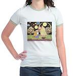 Price's Beauty & Beast Jr. Ringer T-Shirt