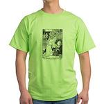 Batten's Beauty & Beast Green T-Shirt