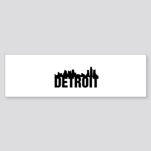 Detroit City Sticker (Bumper)