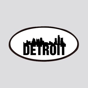 Detroit City Patches