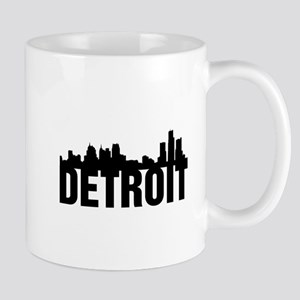Detroit City Mug
