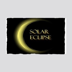 solar eclipse 38.5 x 24.5 Wall Peel