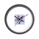 Tartan Day Wall Clock