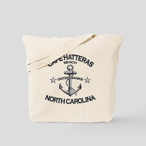 Cape Hatteras Beach, NC Tote Bag