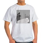 The Grim Flautist (No Text) Light T-Shirt