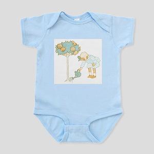 Garden Girl Infant Bodysuit