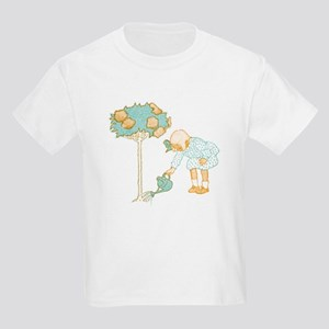 Garden Girl Kids Light T-Shirt