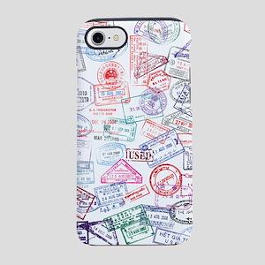 Seasoned Traveller iPhone 7 Tough Case