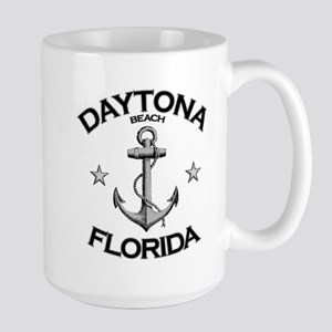 Daytona Beach, Florida Large Mug