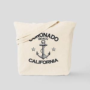 Coronado Beach, California Tote Bag