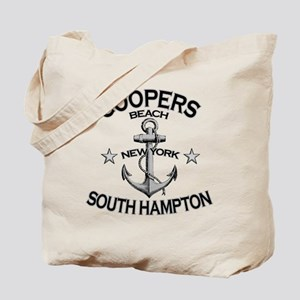Coopers Beach, South Hampton, NY Tote Bag