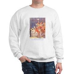 Tarrant's Snow White Sweatshirt