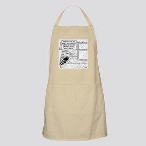 Termite Reads Ingredient List Apron