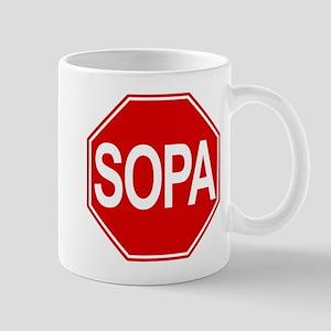 SOPA Mug