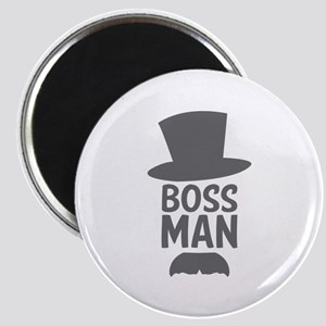 Boss Man Magnet