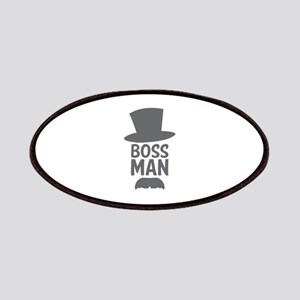 Boss Man Patches