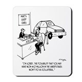 Car sales Classic Mousepad