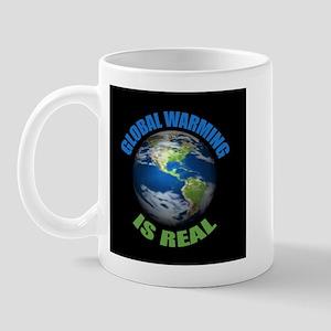 Global Warming - It's the Real Thing Mug