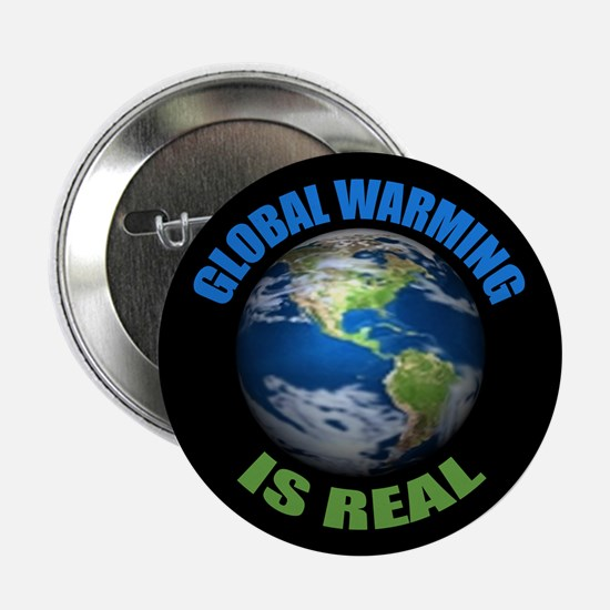 Global Warming - It's the Real Thing Button