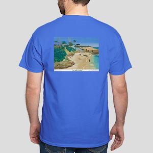 La Jolla Covites Dark T-Shirt