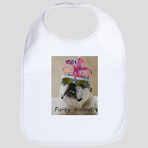 Party Animal Bib