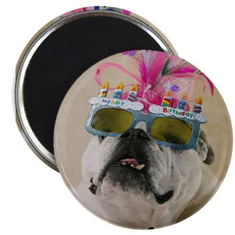 """Party Animal 2.25"""" Magnet (10 pack)"""