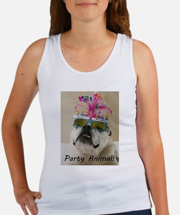 Party Animal Women's Tank Top