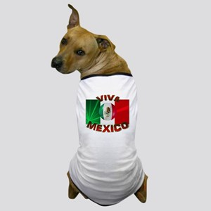 Viva Mexico Dog T-Shirt