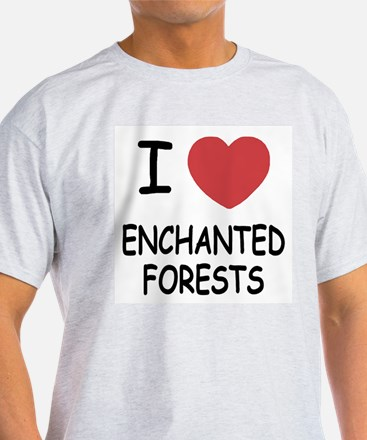 I heart enchanted forests T-Shirt