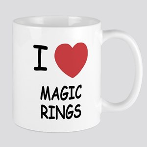 I heart magic rings Mug