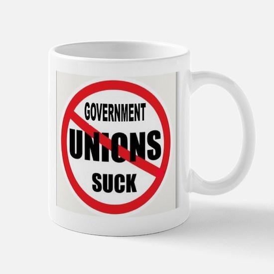 GREEDY UNIONS Mug