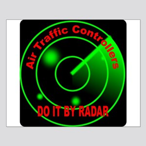 Air Traffic Controllers Do It Small Poster
