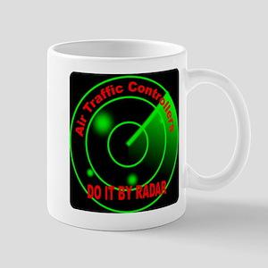 Air Traffic Controllers Do It Mug