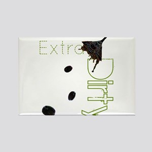Extra Dirty Rectangle Magnet