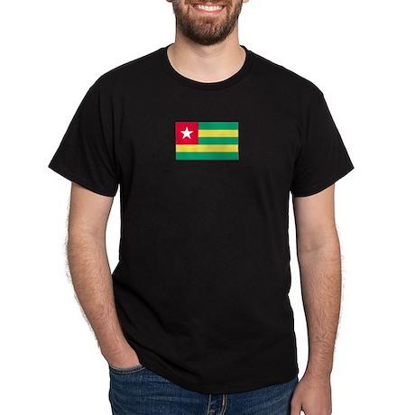 Togo Black T-Shirt