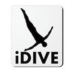 iDive Diving Mousepad