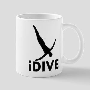 iDive Diving Mug
