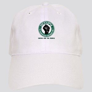 Occupy Coffee Shops Cap