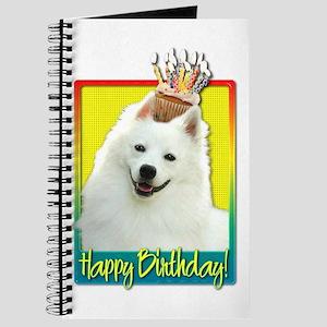 Birthday Cupcake - Eskie Journal