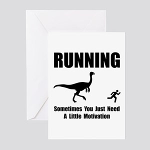 Running Motivation Greeting Cards (Pk of 20)