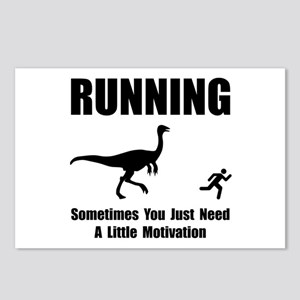 Running Motivation Postcards (Package of 8)