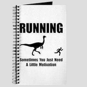 Running Motivation Journal